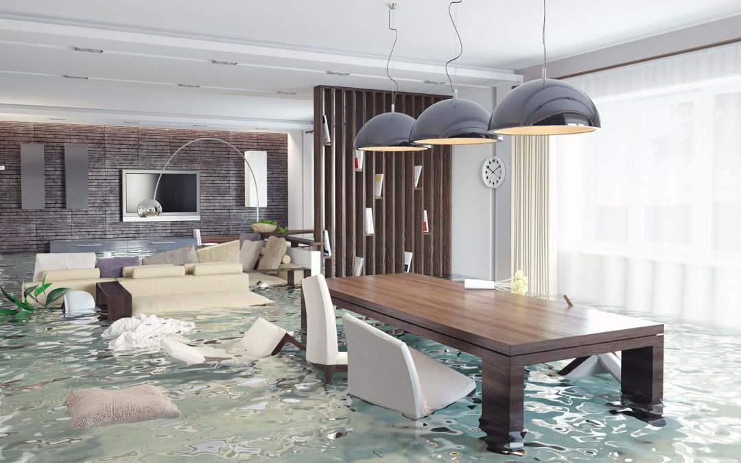 Water Damage in Hollywood, Florida