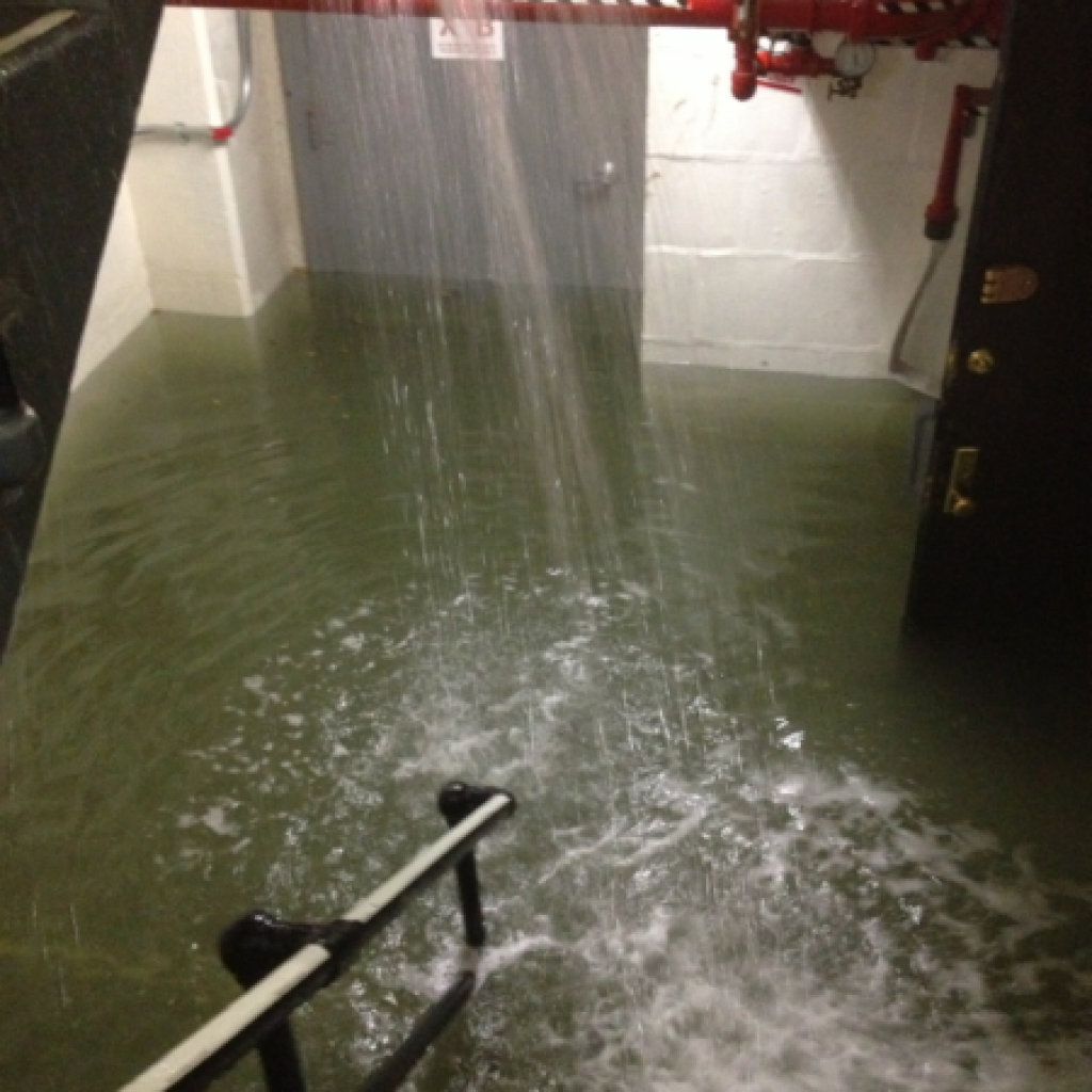 Water Damage is the #1 Property Damage Claim in South Florida